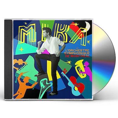 Mika ST ET L'ORCHESTRE SYMPHONIQUE DE MONTREAL CD