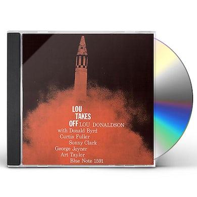 Lou Donaldson LOU TAKES OFF CD