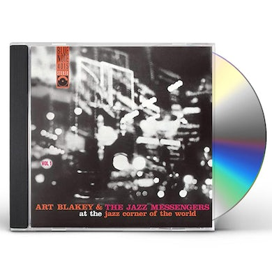 Art Blakey AT THE JAZZ CORNER OF THE WORLD VOLUME 1 CD
