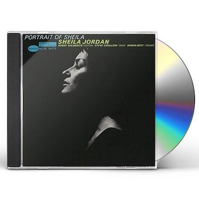 Sheila Jordan PORTRAIT OF SHEILA CD