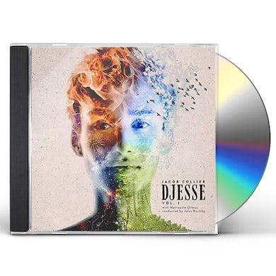 Jacob Collier DJESSE (VOL 1) CD