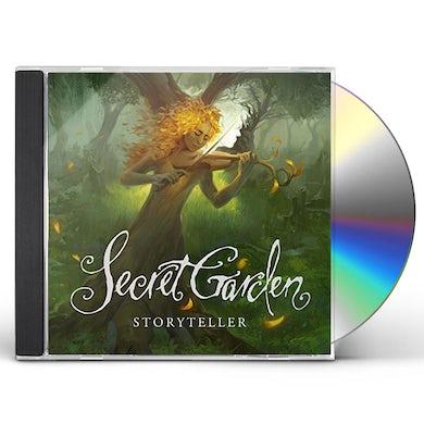 Secret Garden STORYTELLER (JAPANESE/ KOREAN VERSION) CD