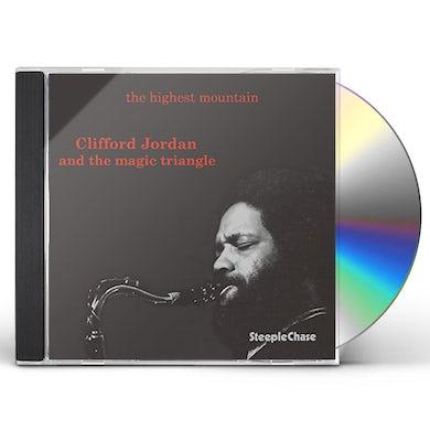 Clifford Jordan HIGHEST MOUNTAIN CD