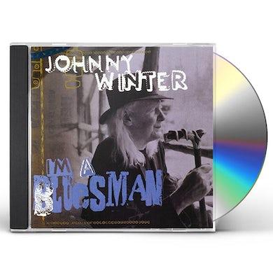 Johnny Winter I'M A BLUESMAN CD
