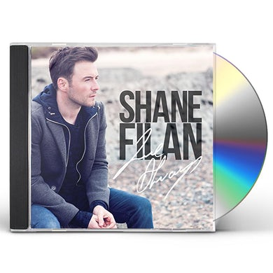 Shane Filan RIGHT HERE CD