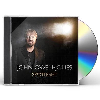 John Owen-Jones SPOTLIGHT CD