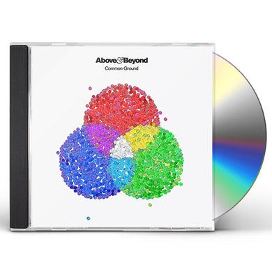 Above & Beyond COMMON GROUND CD