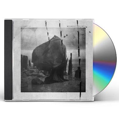 Lykke Li WOUNDED RHYMES (DIGI) CD