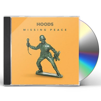 Moods MISSING PEACE CD