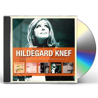 Hildegard Knef ORIGINAL ALBUM SERIES VOL 2 CD