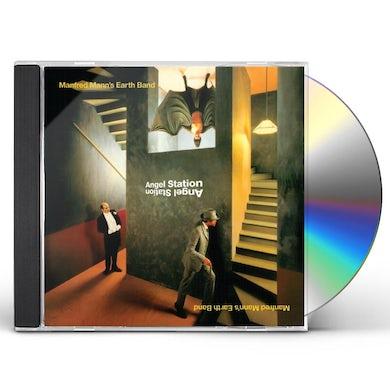Manfred Mann ANGEL STATION CD