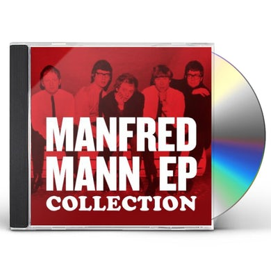 Manfred Mann EP COLLECTION CD