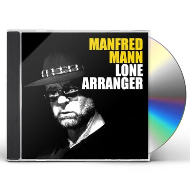 Manfred Mann LONE ARRANGER CD