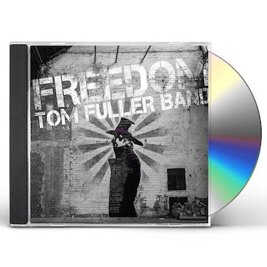 Tom Fuller FREEDOM CD