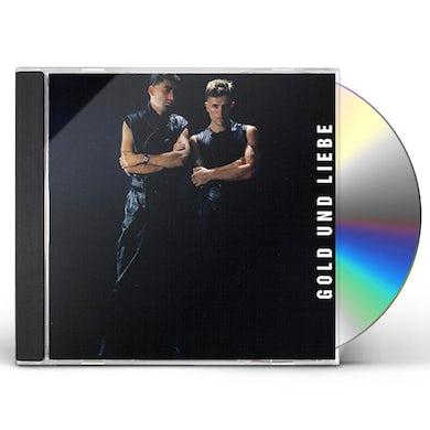 D.A.F. GOLD UND LIEBE CD