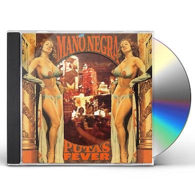 Mano Negra PUTA'S FEVER CD