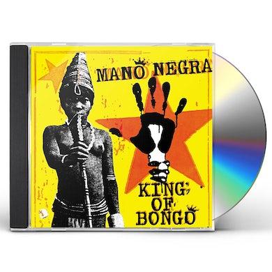 Mano Negra KING OF BONGO CD