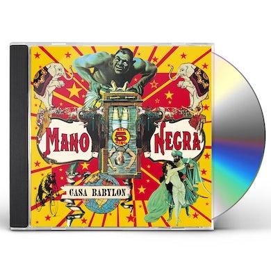 Mano Negra CASA BABYLON CD