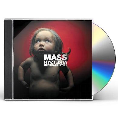 Mass Hysteria CONTRADDICTION CD
