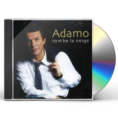 Adamo TOMBE LA NEIGE CD