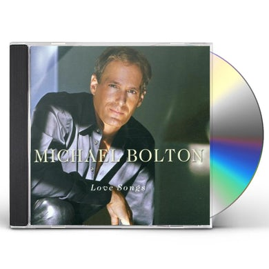 Michael Bolton LOVE SONGS CD