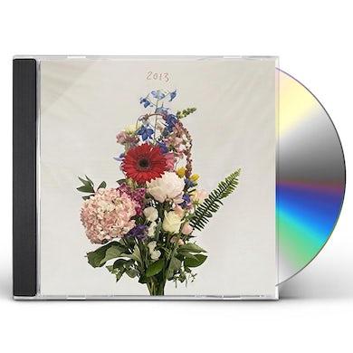 Meilyr Jones 2013 CD