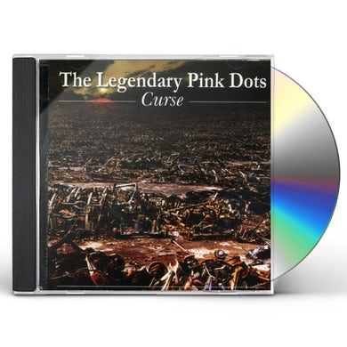 The Legendary Pink Dots CURSE CD