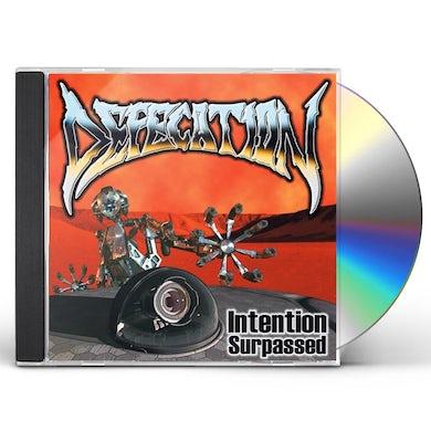 Defecation INTENTION SURPASSED CD