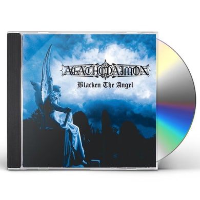 Agathodaimon BLACKEN THE ANGEL CD