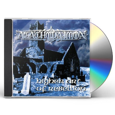Agathodaimon HIGHER ART OF REBELLION CD