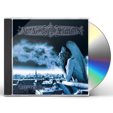 Agathodaimon CHAPTER III CD