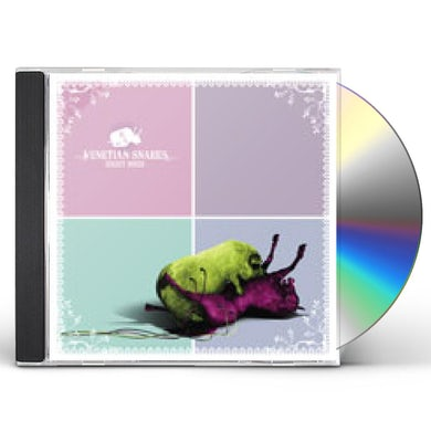 Venetian Snares HORSEY NOISES CD