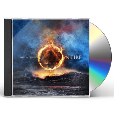 Terry Oldfield ON FIRE CD