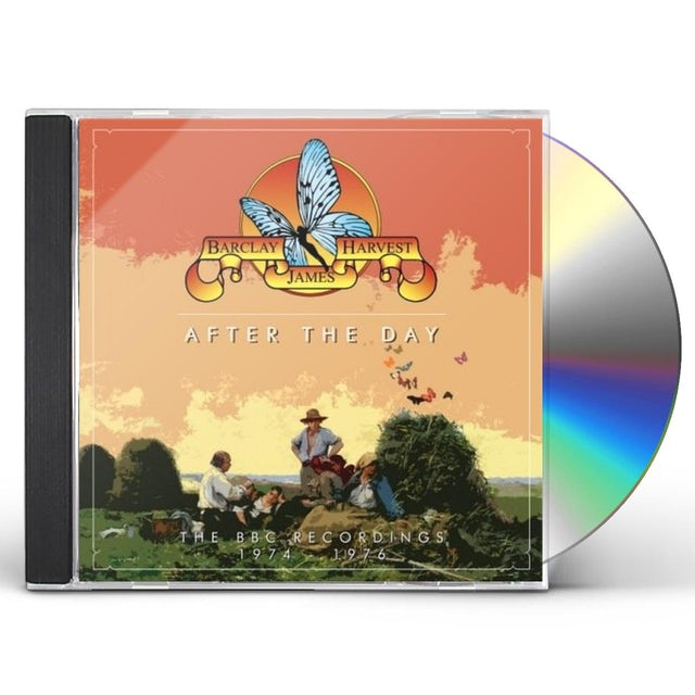 Barclay James Harvest AFTER THE DAY: THE RADIO BROADCASTS CD