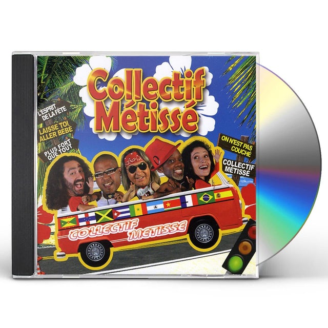 Collectif Metisse CD
