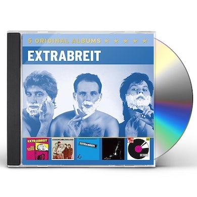Extrabreit 5 ORIGINAL ALBUMS CD