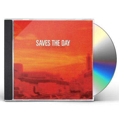 Saves The Day SOUND THE ALARM CD