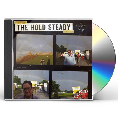 The Hold Steady POSITIVE RAGE CD