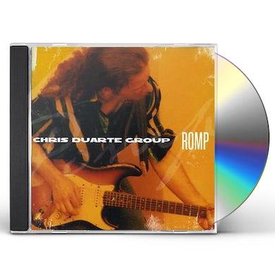 Chris Duarte ROMP CD