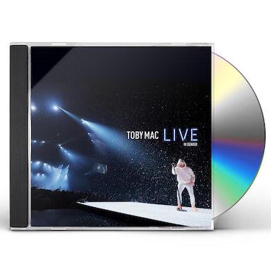 tobyMac Live In Denver (CD/DVD) CD