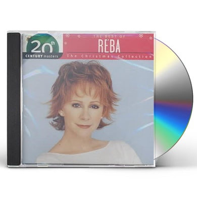 Reba Mcentire CHRISTMAS COLLECTION: 20TH CENTURY MASTERS CD