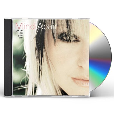 Mindi Abair COME AS YOU ARE CD