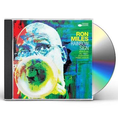 Ron Miles Rainbow Sign CD