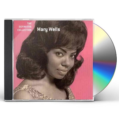 Mary Wells DEFINITIVE COLLECTION CD