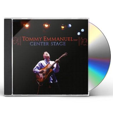 Tommy Emmanuel CENTRE STAGE CD