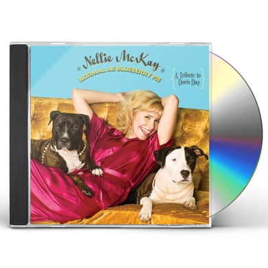 Nellie Mckay NORMAL AS BLUEBERRY PIE: A TRIBUTE TO DORIS DAY CD