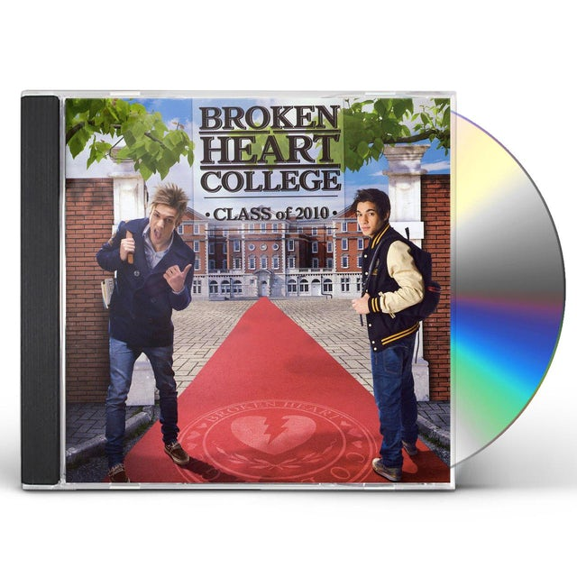 Broken Heart College CLASS OF 2010 CD