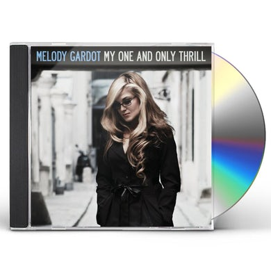 Melody Gardot MY ONE & ONLY THRILL + LIVE IN PARIS EP CD