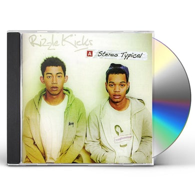 Rizzle Kicks STEREO TYPICAL CD