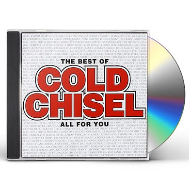 BEST OF COLD CHISEL-ALL FOR YOU CD
